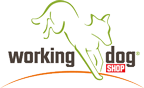 working-dog shop Logo
